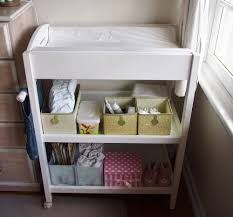 Changing Table Shelves by 5 Tips For An Organised Change Table Blog Home Organisation The