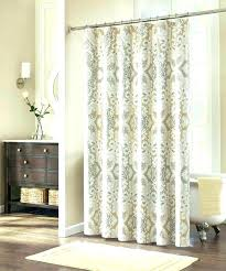 Matching Bathroom Shower And Window Curtains Awesome Shower Curtains Dswestell