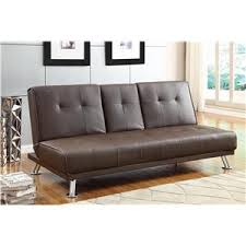 Leather Click Clack Sofa Futons Orland Park Chicago Il Futons Store Darvin Furniture