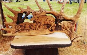 hollow wood carvers