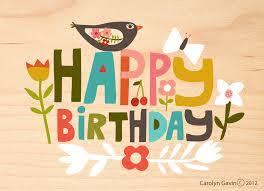 birthday singing grams birthday gram
