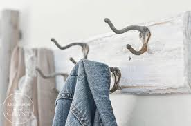 anderson grant rustic coat rack makeover an afternoon project