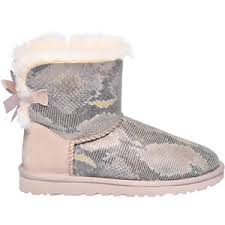 s ugg australia mini bailey bow boots ugg australia polyvore