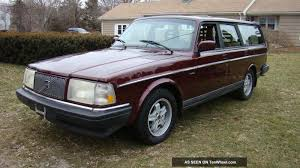 1993 volvo 240 information and photos zombiedrive