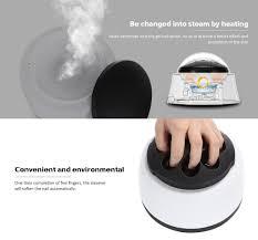 electric steam off uv gel polish removal machine nail steamer us