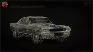 Black 1965 Mustang Artstation 1965 Ford Mustang Shelby Gt350 R Tim Brown