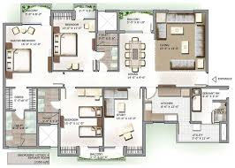 3 bedroom home plans in indian stunning 3bhk house plan india