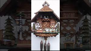 Ebay Cuckoo Clock Handmade Black Forest Cuckoo Clock Vintage Bavarian Style