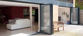 Upvc Bi Fold Patio Doors by Aluminium Bi Fold Doors In Cornwall By All Glass