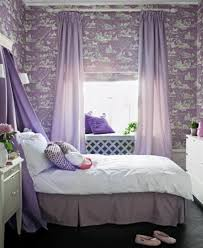 small purple girls bedroom ideas with custom wall myohomes