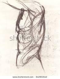 woman sketch stock vector 226894810 shutterstock