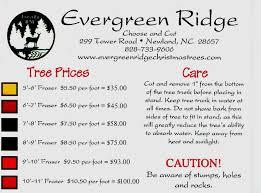 everygreen ridge christmas tree farm grower of beautiful fraser