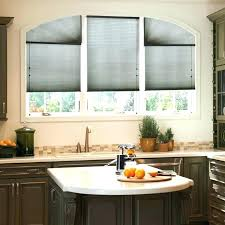 kitchen blinds and shades ideas kitchen window shades budget blinds white cellular shades custom