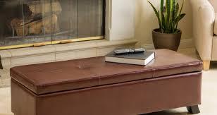 bench shoe storage ottoman bench wonderful on modern home decor