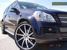 lexus xxr gl class savini wheels