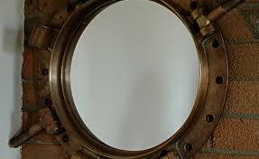 mirror gold round mirrors appealing round gold mirror table