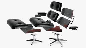 Lounge Chair Ottoman by Vitra Eames Lounge Chair Lch