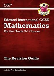 new edexcel international gcse maths revision guide for the
