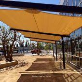 commercial shade sails contractor san diego county