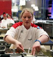 Hell S Kitchen Show News - roanoke chef meghan gill advances to hell s kitchen finale news