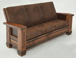 rustic sofas and loveseats refined rustic sofa 1 urdezign lugar