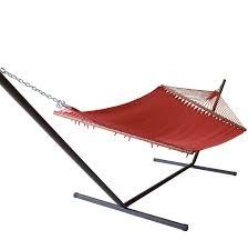 kwhammocks caribbean hammock with stand u0026 reviews wayfair