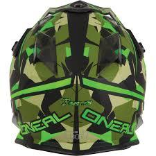 green motocross gear oneal 7 series evo camo green motocross helmet mx off road enduro