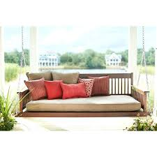 daybed porch daybed swing model swings example hanging porch