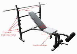 adjustable bench press machine bench decoration