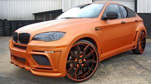 burnt orange camaro matte burnt orange hamman widebody bmw x6 by butler tire rides
