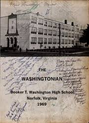 booker t washington high school yearbook booker t washington high school washingtonian yearbook norfolk