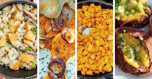 vegetarian cing thanksgiving menu with recipes