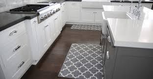 grey kitchen mat home design styles