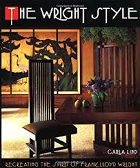 frank lloyd wright design style amazon com frank lloyd wright interior style design