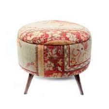 Antique Ottoman Vintage Kilim Ottoman Medium Furniture By Djem Pinterest