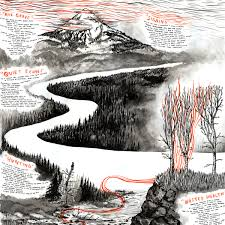 mount photo album white stag mount eerie