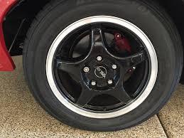 1996 corvette wheels 1996 black corvette grand sport wheels and tires corvetteforum
