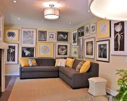 yellow and gray room gray and yellow furniture yellow gray and brown living room