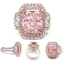 color diamond rings images Natural fancy pink diamonds yellow diamonds colored diamond and jpg