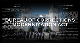 correction bureau republic act 10575 otherwise known as the bureau of corrections