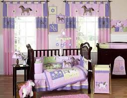 Jojo Crib Bedding Pretty Pony Western Baby Bedding 9pc Crib Set By Jojo