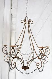 Candle Hanging Chandelier 12 Hanging Candle Chandeliers You Can Buy Or Diy