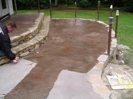 Best Sealer For Stamped Concrete Patio by Artistic Stamped Concrete Of Rhode Island Resealing