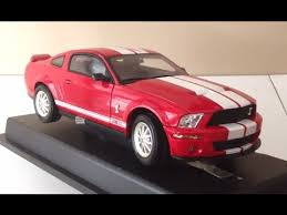 2007 ford mustang reviews review carroll shelby autographed 1 18 2007 ford mustang shelby