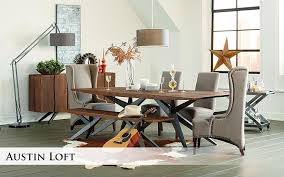 home trends design london loft dining table in walnut home trends design dinette patio furniture