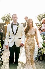 gold wedding dress gold wedding dress rosaurasandoval