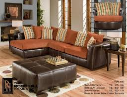 Orange Accent Wall by Burnt Orange Living Room Creative Orange Livingroom Orange Accent