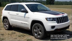 jeep grand cherokee trailhawk off road 2013 jeep grand cherokee trailhawk the most capable luxury suv in