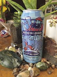 giant drink sleeping giant northern logger northern wilds