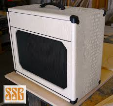 Custom 1x12 Guitar Cabinet Son Set Beach Ssb112 Match Custom 1x12